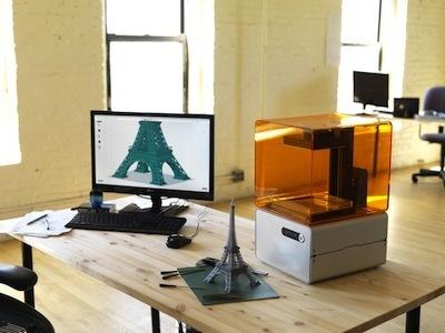 Wow! Formlabs Raised $3M On Kickstarter Good News For CureCancerStarter | Curation Revolution | Scoop.it