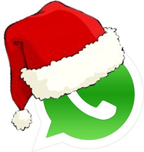 Babbo Natale è su WhatsApp - SMC | Social Media Consultant 2012 | Scoop.it