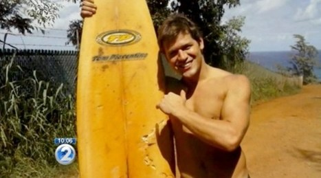 Former Boxer Fights Off Shark While Surfing - | surfer | Scoop.it