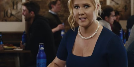 Bud Light Tries Out Amy Schumer And Feminism To Sell Beer | Sex Marketing | Scoop.it