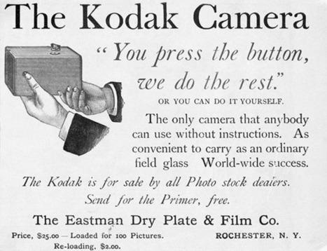Eastman Kodak: 130 years of history – in pictures | GenealoNet | Scoop.it