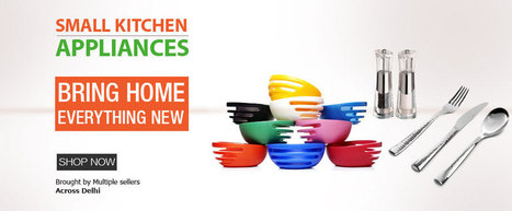 Buy Online Cookware Sets | Stainless Steel Nonstick Cookware | Stainless Steel Cutlery | Dinner Sets For Sale | Best Pressure Cookers Suppliers & Manufacturers India | Bazarrio | Scoop.it