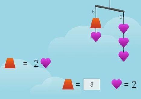 Mobile Puzzles - Algebra | Rectangle | Scoop.it