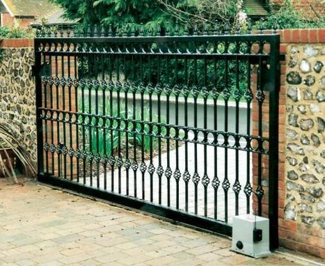 Maintain safety with Electric gates. | Electric Gates | Scoop.it