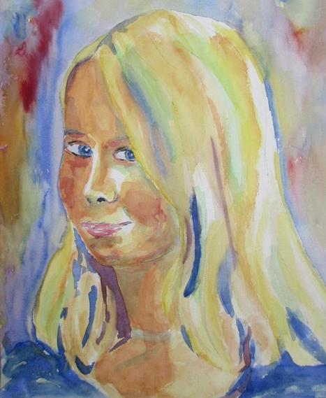 Leo Smit   Watercolor   Scoop.it