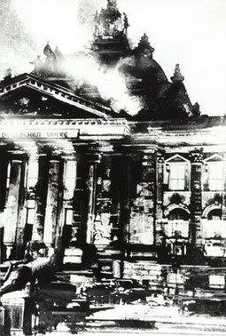 27 février 1933 - Incendie du Reichstag | GenealoNet | Scoop.it