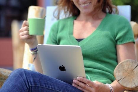 Bijna helft Nederlanders heeft tablet | Floqr Mobile News | Scoop.it