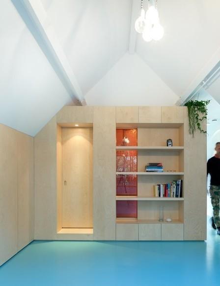 Loft Urbano en Amsterdam / Bureau Fraai | fap-arquitectura | Scoop.it