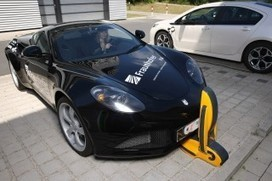 Novel Inductive Charging System for Cars Proposed | Energy, Etc.... | Scoop.it