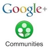 Communauté Google+ : 5 raisons de s'y intéresser | Référencement internet | Scoop.it