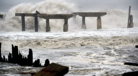 In 2009, Engineers Detailed Storm Surge Threat to NYC | Geography Education | Scoop.it
