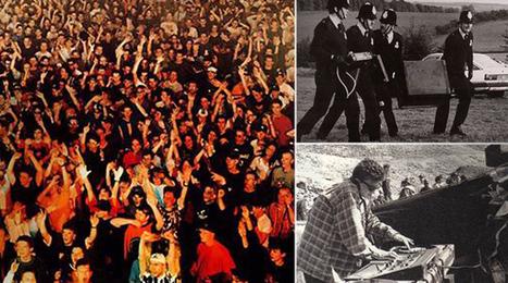History of the Rave Scene: How DJs Built Modern Dance Music | esounds | Scoop.it