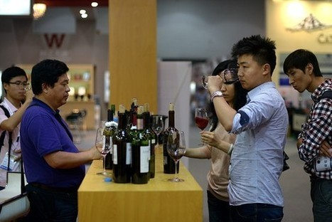 China Is Now World's Biggest Consumer of Red Wine | Vitabella Wine Daily Gossip | Scoop.it