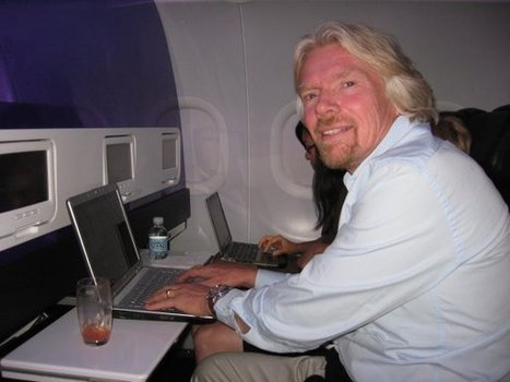 Behind the Scenes: How I Write Blogs | Richard Branson | Social Media and the business world | Scoop.it
