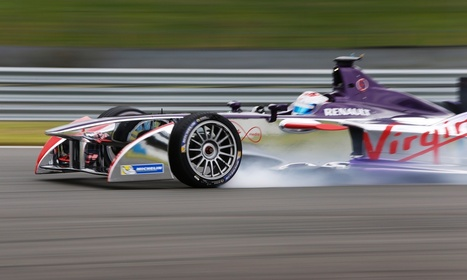 Formula E: do the guilt-free thrills of electric car racing herald a new era for motor sport? | Politically Incorrect | Scoop.it