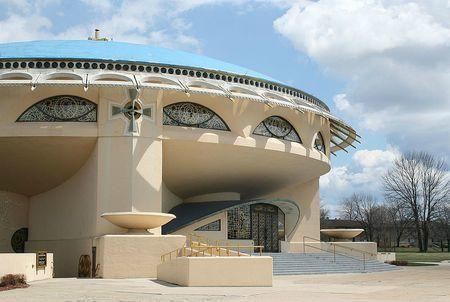 Frank lloyd wright architecture patrimoine e - Architecture organique frank lloyd wright ...