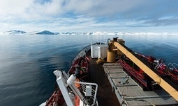 Arctic shipping passage 'still decades away'   Oceans and Wildlife   Scoop.it