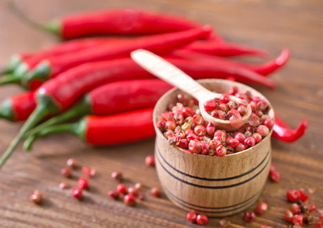 Spicy Foods and Cancer Prevention | General Topics | Scoop.it
