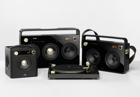 TDK's new line of Boomboxes and audio gear now officially available | All Geeks | Scoop.it