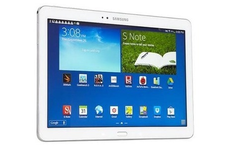 Samsung Galaxy Tab Pro 12.2 available from this Sunday March 9th | Samsung mobile | Scoop.it