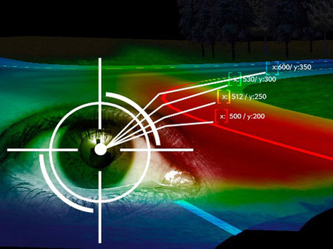 Eye Tracking Headlights Point Where You Look - IEEE Spectrum | Third Industrial Revolution | Scoop.it