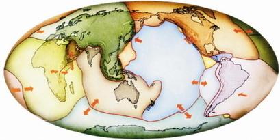 Les plaques tectòniques | Ciències del món contemporani (CMC) | Scoop.it
