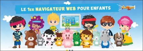 Logiciel gratuit Potati 2011 navigateur Web sécurisé et ludique pour enfants Licence gratuite pour Windows | Sites pour enfants | Scoop.it