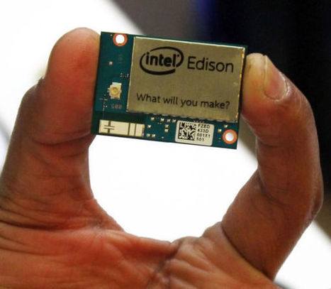 Intel's Curious, But Possibly Brilliant, Wearables Strategy - Tom's Hardware | Arduino, Netduino, Rasperry Pi! | Scoop.it