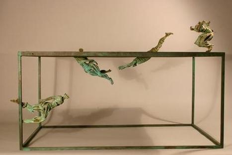 Fernando Suárez Reguera's Photos | Facebook | Anamorphic Sculpture | Scoop.it