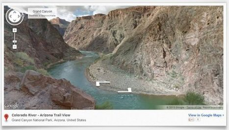 infocaris: street view in grand canyon | Ter leering ende vermaeck | Scoop.it
