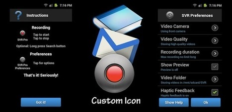 Secret Video Recorder Pro v7.5 APK Free Download | HD Recorder | Scoop.it