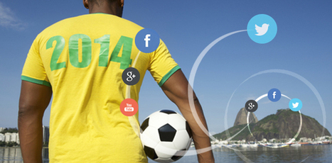Have This Year's World Cup Sponsors Missed the Goal in Social Engagement? | Digital-News on Scoop.it today | Scoop.it