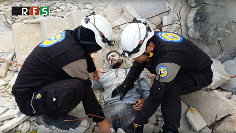Les Casques blancs syriens s'excusent après avoir publié une vidéo de #MannequinChallenge | World News | Scoop.it
