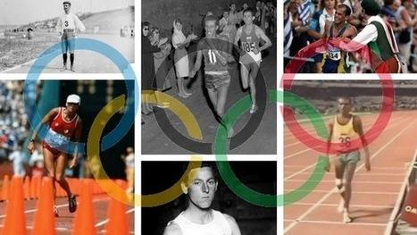 Marathon, les histoires qui ont marqué les Jeux Olympiques - Globe Runners | Culture générale pour concours et examens | Scoop.it
