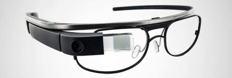Lunettes Google Glass : Rochester dévoile son support pour verres ... - Nowhere Else | wearable computing glass | Scoop.it