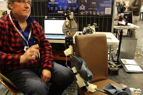 Visite commentée et imagée à la Maker Faire Paris   Robotique & Intelligence artificielle   Scoop.it