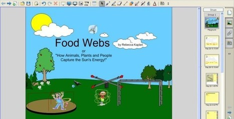 Using Technology in Primary Science  - ICT in Practice   Primary Science and Technology   Scoop.it
