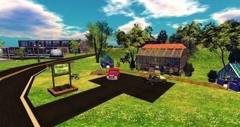 Average region price on OpenSim grids is $21 – | Virtual Worlds, Virtual Reality & Role Play | Scoop.it