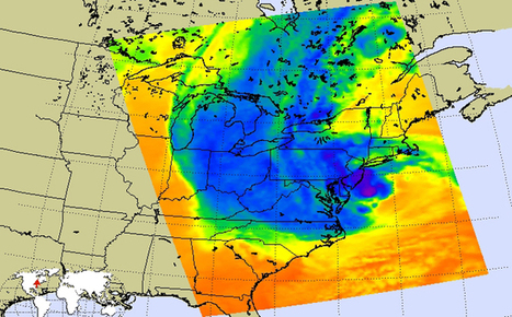 NASA - Hurricane Sandy (Atlantic Ocean) | Scientificus | Scoop.it
