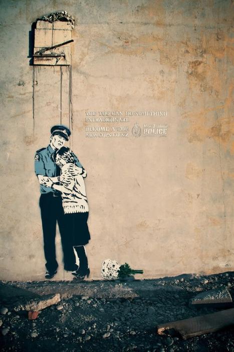 250 meilleurs Streetart 2011 | Ydrioss | Scoop.it