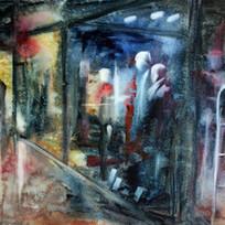 """ Galerie M"" - veronique legros sosa   Aquarelles en scène   Scoop.it"