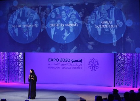 Expo 2020: The perfect catalyst for Dubai's economy and private sector | job opening and career tips | Scoop.it