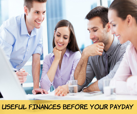 Monthly Repayment Loans- Useful Finances Before Your Payday | Instant Loans 12 Month | Scoop.it