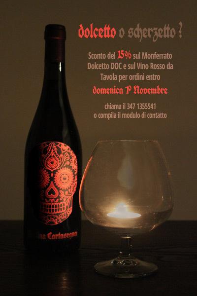 Happy Halloween, anzi Happy HalloWINE! | Vino e dintorni: a proposito di vini, bottiglie, tappi, etichette, bicchieri, il vino in cucina e... | Scoop.it