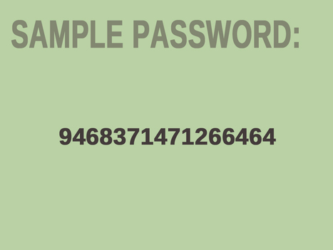 How to Create a Password You Can Remember | Workplace Digital Literacy | Scoop.it