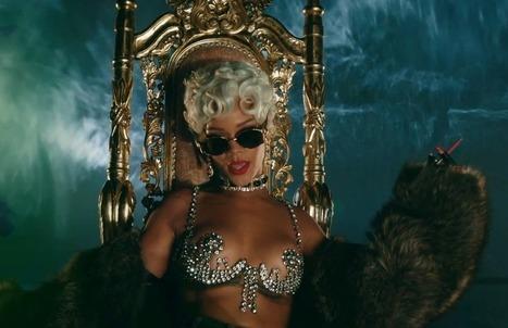 """Rihanna dévoile le clip de """"Pour it Up""""   ON EST BEAUX - ON EST BOBOS   Scoop.it"""