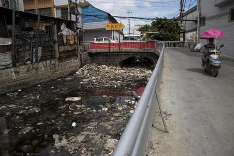 China needs further action to stop water pollution: vice premier | Sustain Our Earth | Scoop.it