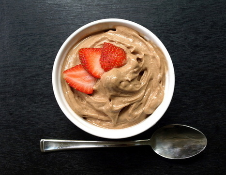 THE SIMPLE VEGANISTA: Raw Chocolate Banana Ice Cream | Truly Healthy Recipes | Scoop.it