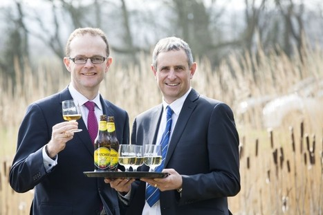 Thatchers hosts UKTI boss to showcase how it takes cider from the West to the world | Bristol Business News | UK Trade & Investment media coverage | Scoop.it