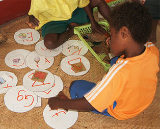 "Primary support in Vanuatu » Coffey | Learning and literacy - of the ""e"" type ie eLearning and Early Literacy 